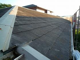 屋根塗装着工前02