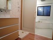 バスルームと洗面室のリフォーム