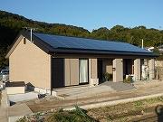 住宅用太陽光発電システム設置工事