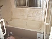 浴室リフォーム(事例2:住宅エコポイント対象)