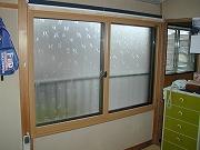 内窓設置リフォーム(住宅エコポイント対象)