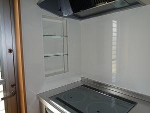 調理器よこの棚