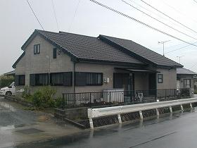 外壁・屋根瓦塗装リフォームのビフォー02