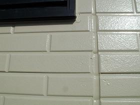 外壁継目のシーリング打ち替えのアフター