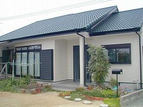 外壁・屋根瓦塗装リフォームのアフター03