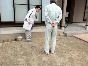 建物外部の目視検査