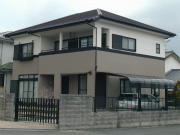 外壁・屋根瓦の塗装リフォーム(事例5)