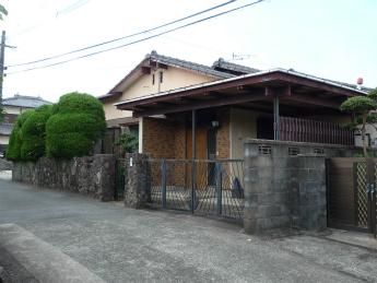 大牟田市笹原町の中古住宅