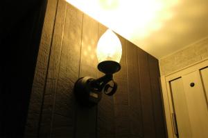 玄関ポーチの照明