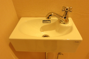 トイレの手洗い器