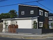 モダン・スタイルのZEH(ゼロ・エネルギー住宅)