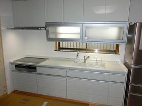キッチンリフォーム4のアフター